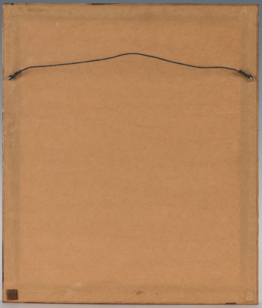Lot 649: House Sampler, Attrib. to New Jersey