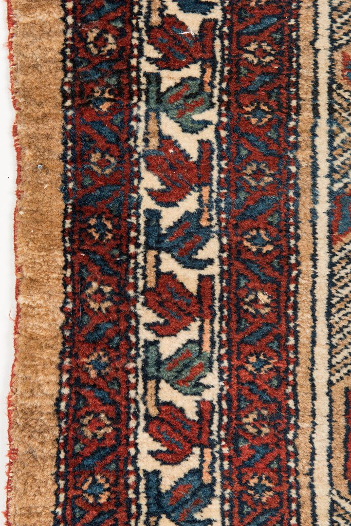Lot 656: Antique Persian Sarab runner, 14.4 x 3.0
