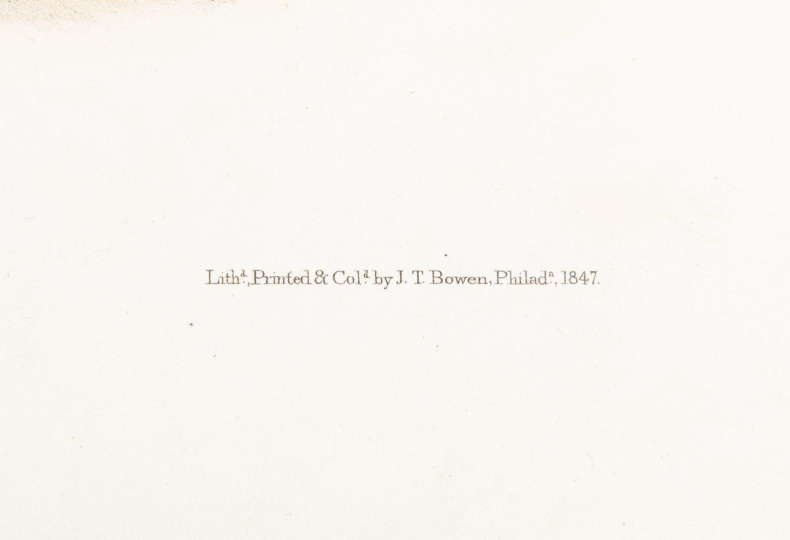 Lot 738: 2 Bowen Audubon Folios, Animals & 17 Octavo Ed, 21 items
