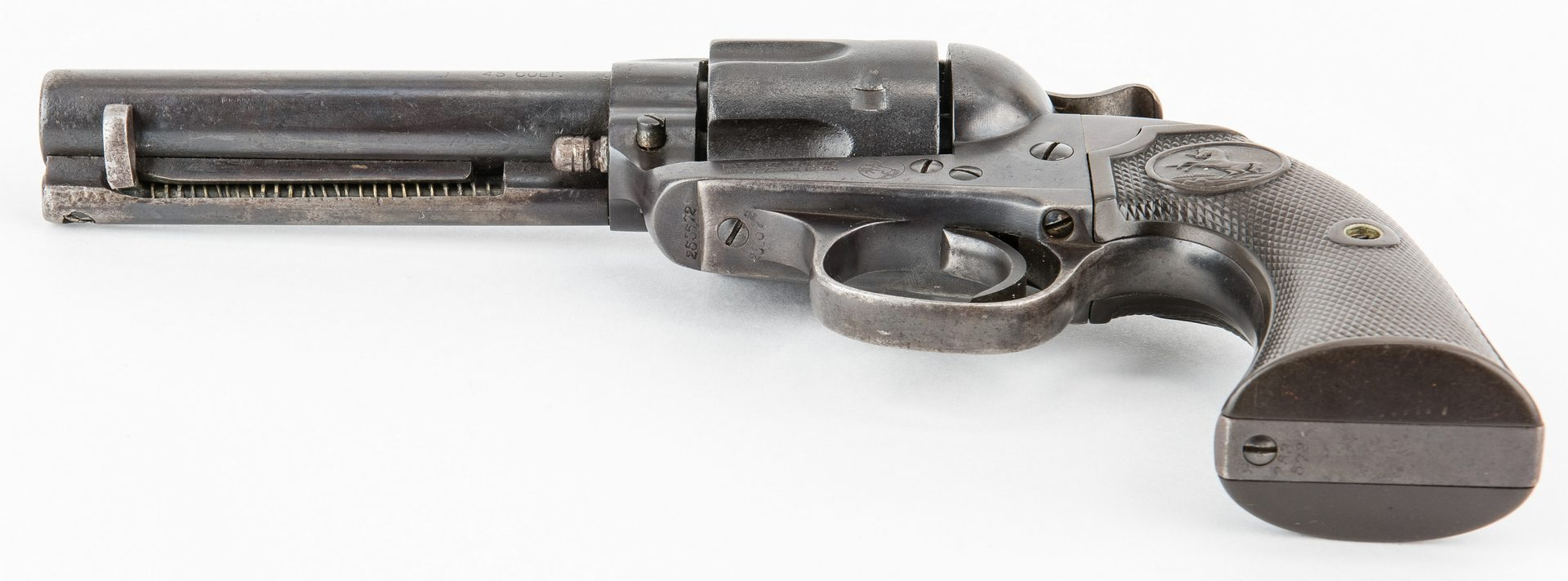 Lot 782: Colt Bisley Single Action Army Revolver, .45 Caliber