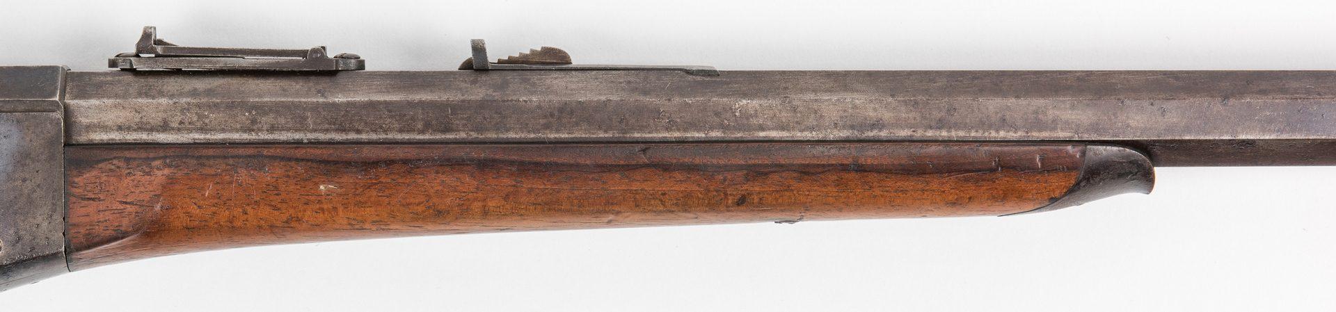 Lot 788: Remington Rolling Block Single Shot Rifle, .42 cal