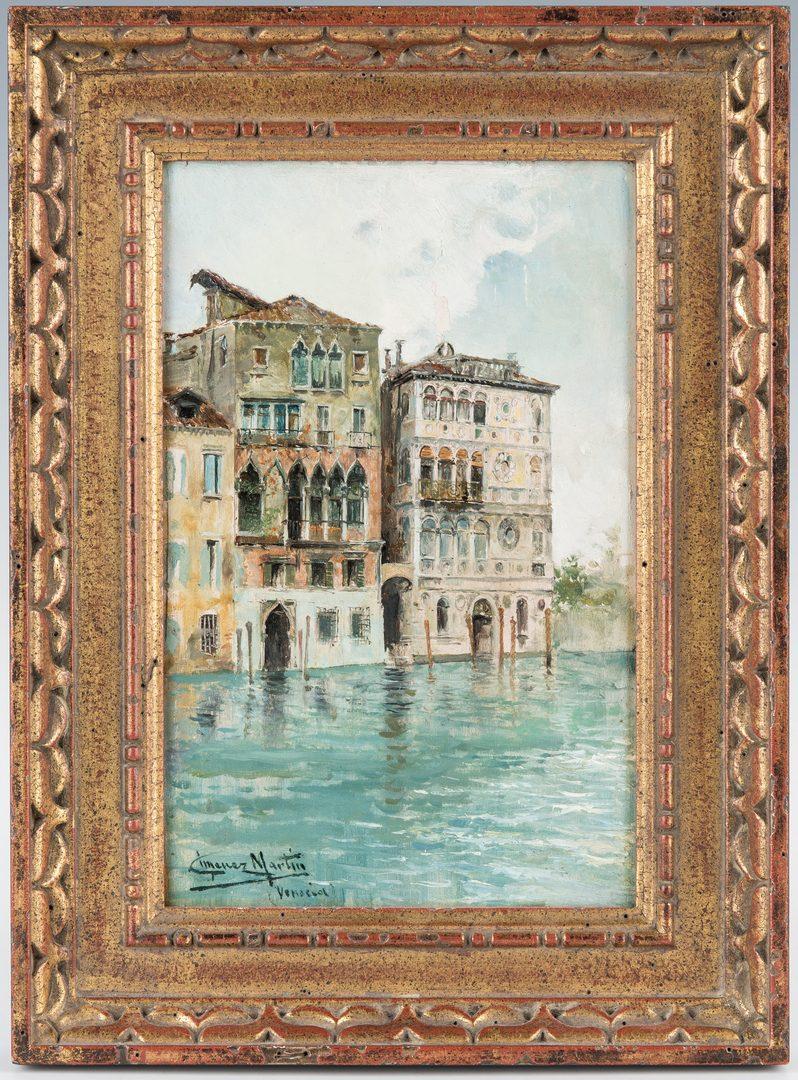 Lot 79: Juan Gimenez Martin O/B, Venice Canal