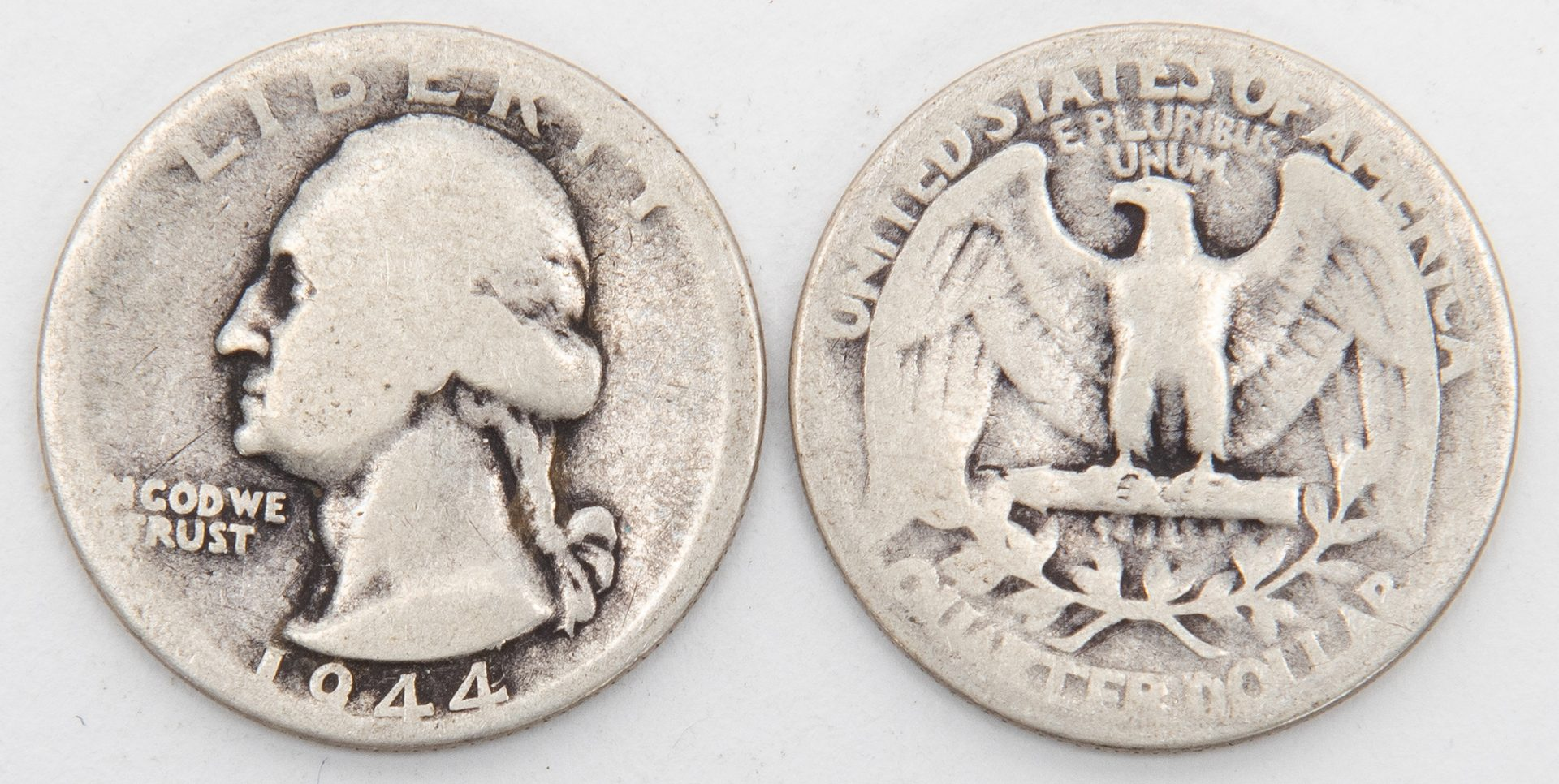 Lot 806: 403 Silver Washington Quarters, Loose & Unrolled