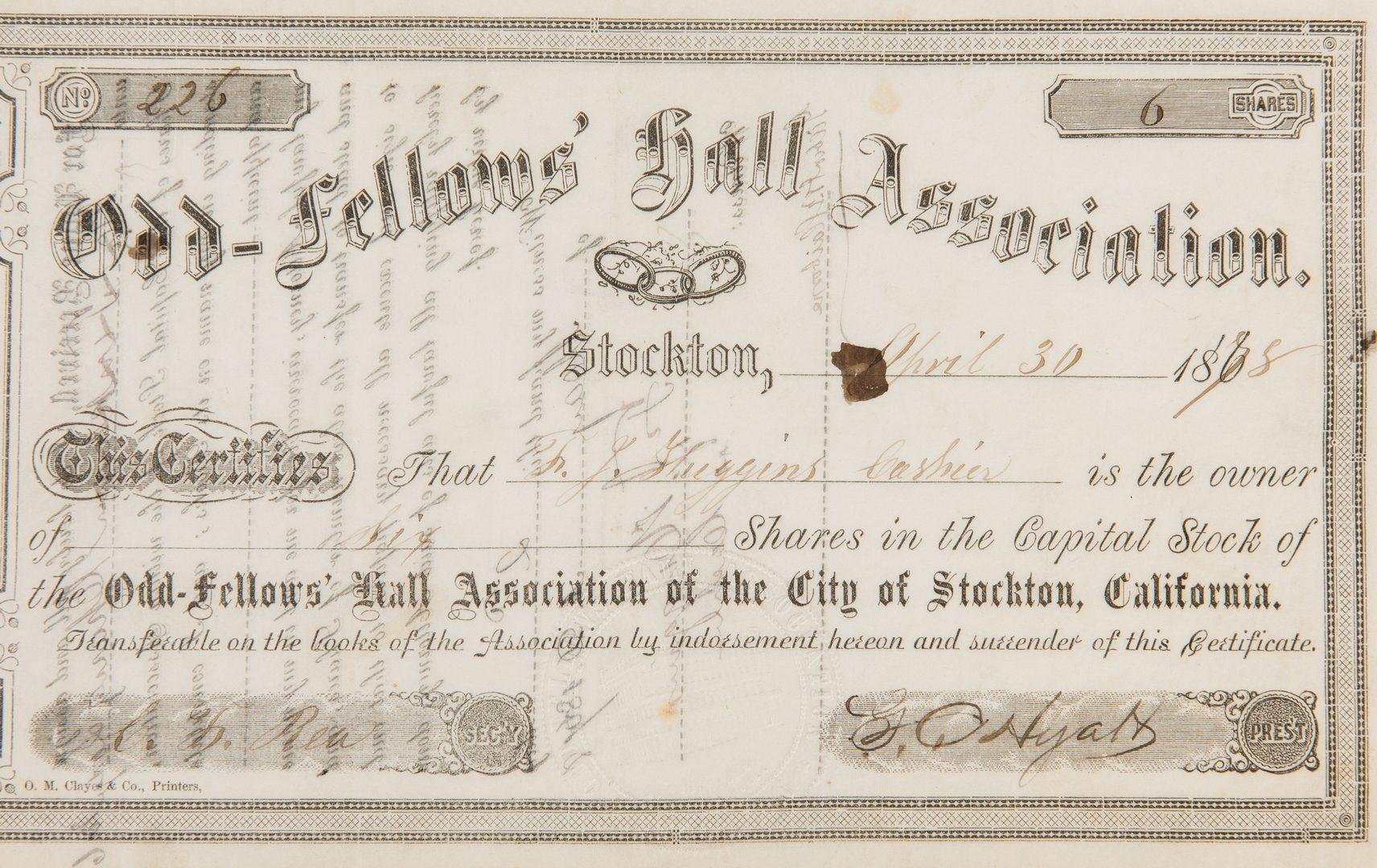 Lot 820: 252 19th/20th Century Stocks & Bonds