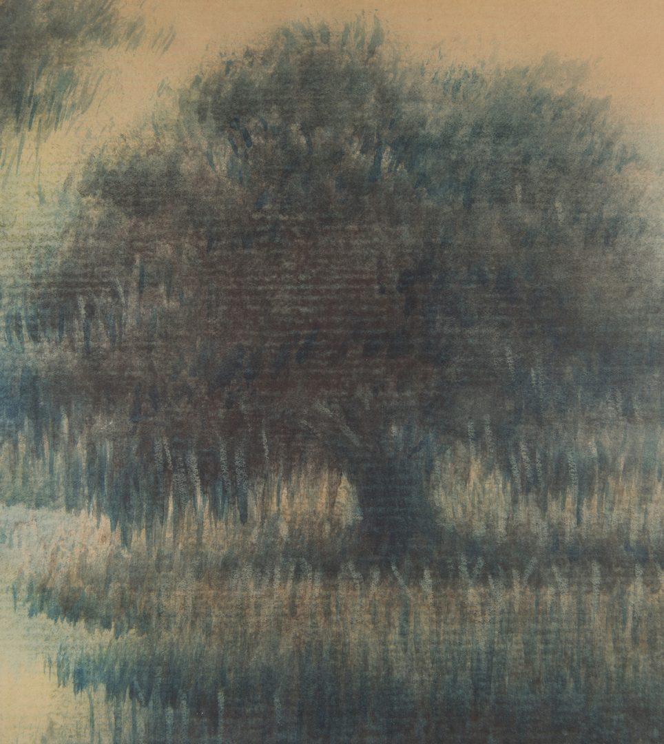 Lot 90: Alexander Drysdale, Louisiana Landscape