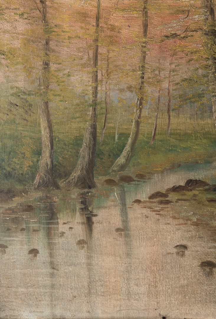 "Lot 94: Washington Girard O/B ""Spring Beeches"""