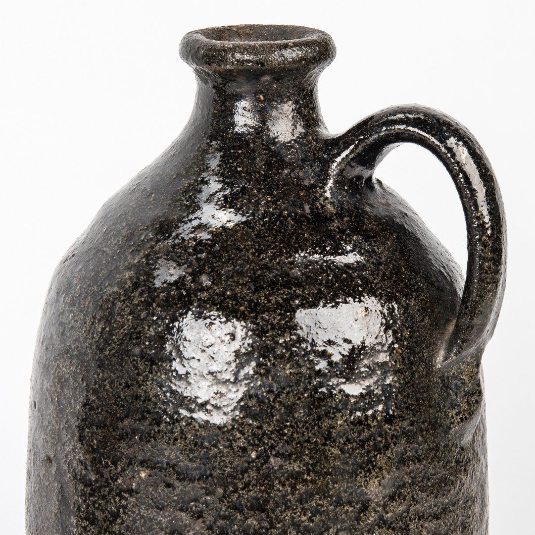 Lot 127: 2 Southern Stoneware Pottery Items, NC & VA