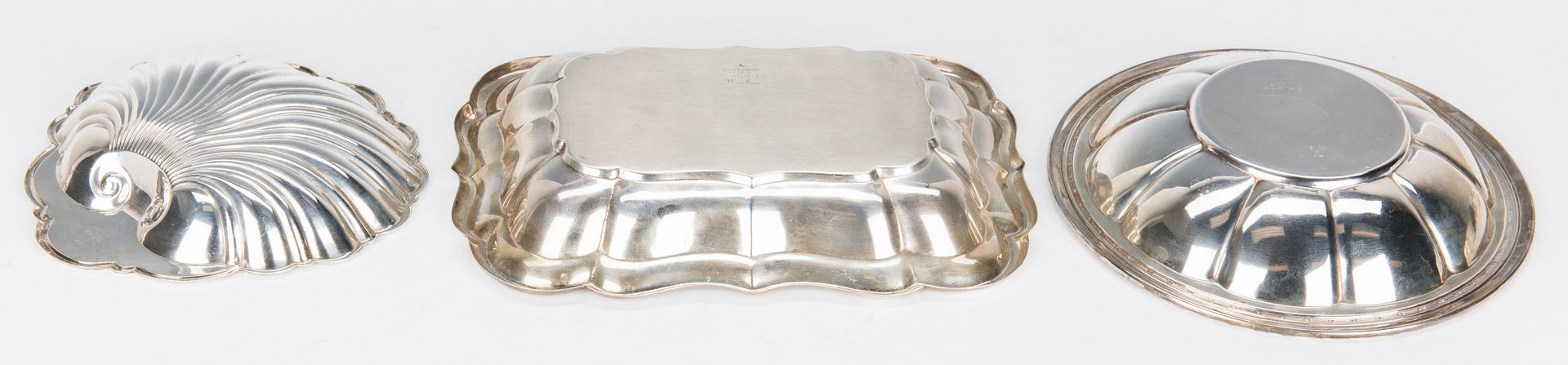 Lot 160: 17 Sterling Silver Items and Lutz & Weiss .835 bowl