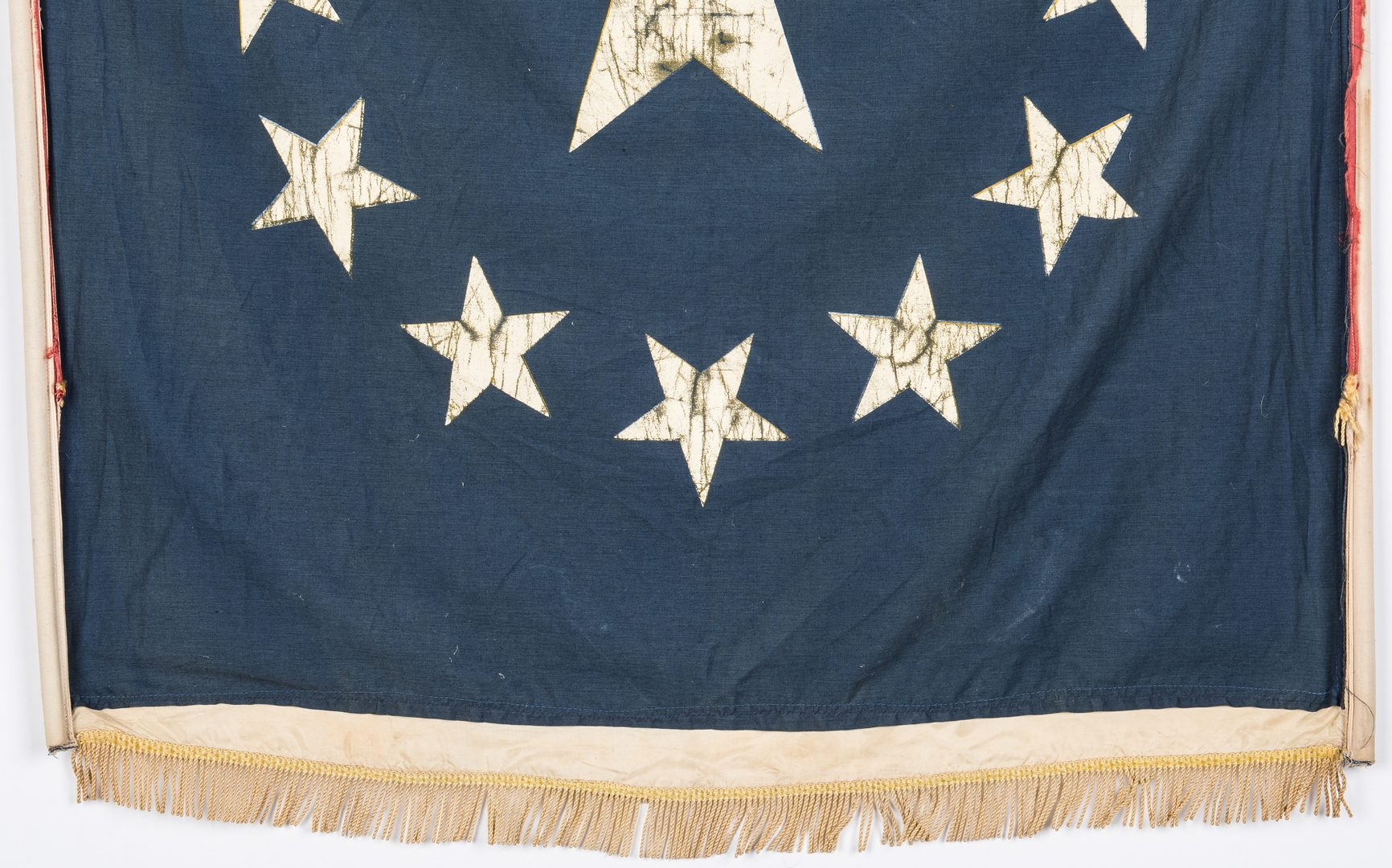 Lot 179: Window Flag or Bunting, Union Shop #5