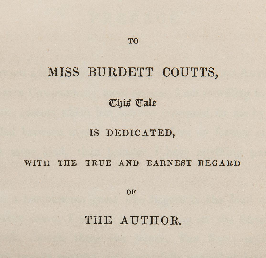 Lot 249: Charles Dickens, Martin Chuzzlewit, 1st Ed., 1844