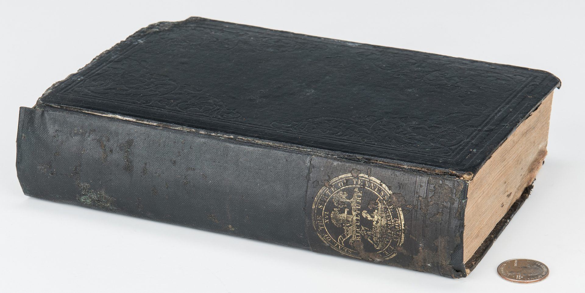 Lot 250: Ramsey's Annals of TN, 1st Ed., Charleston, 1853