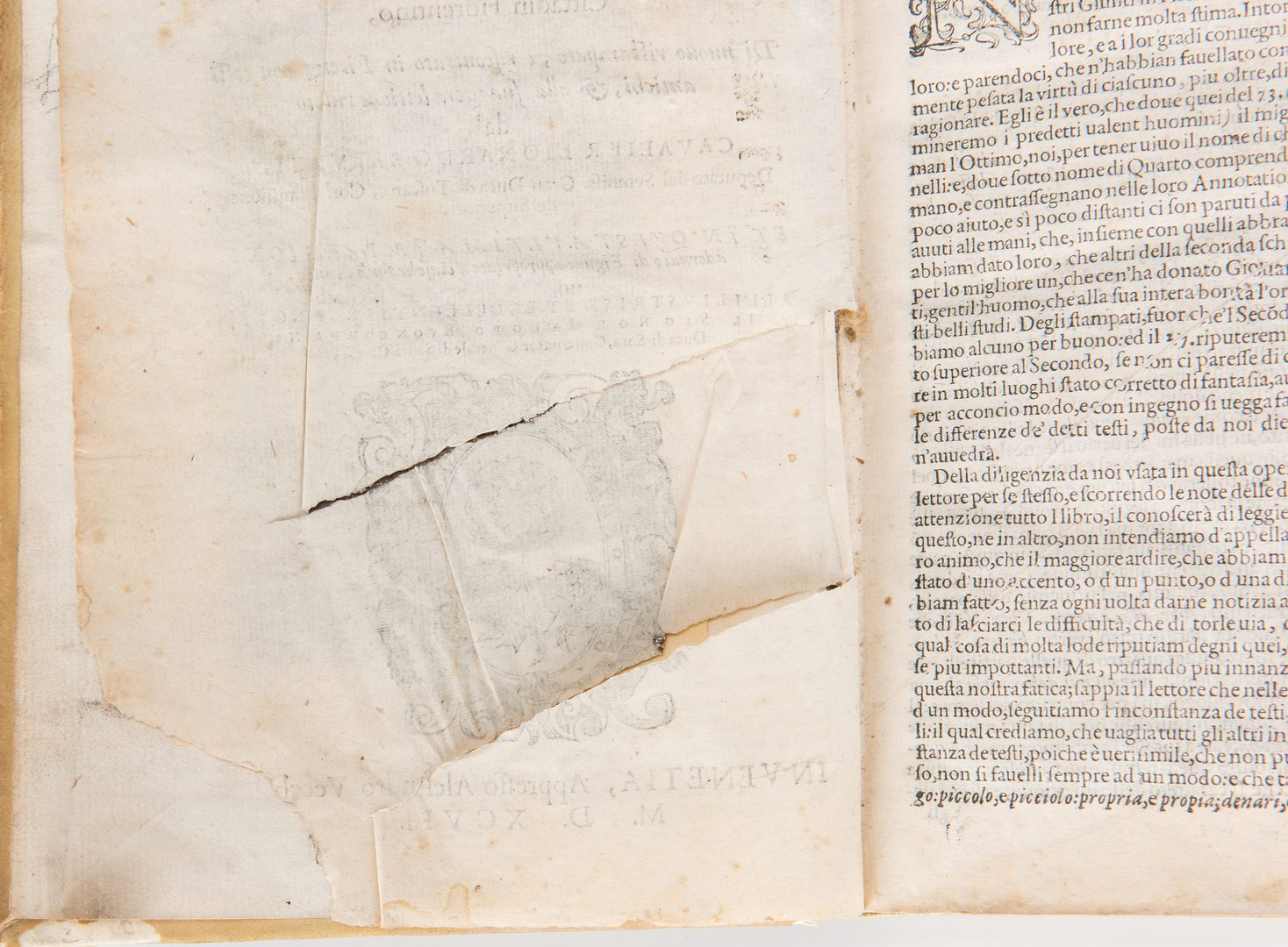 Lot 252: The Decameron, Giovanni Boccaccio, 1597