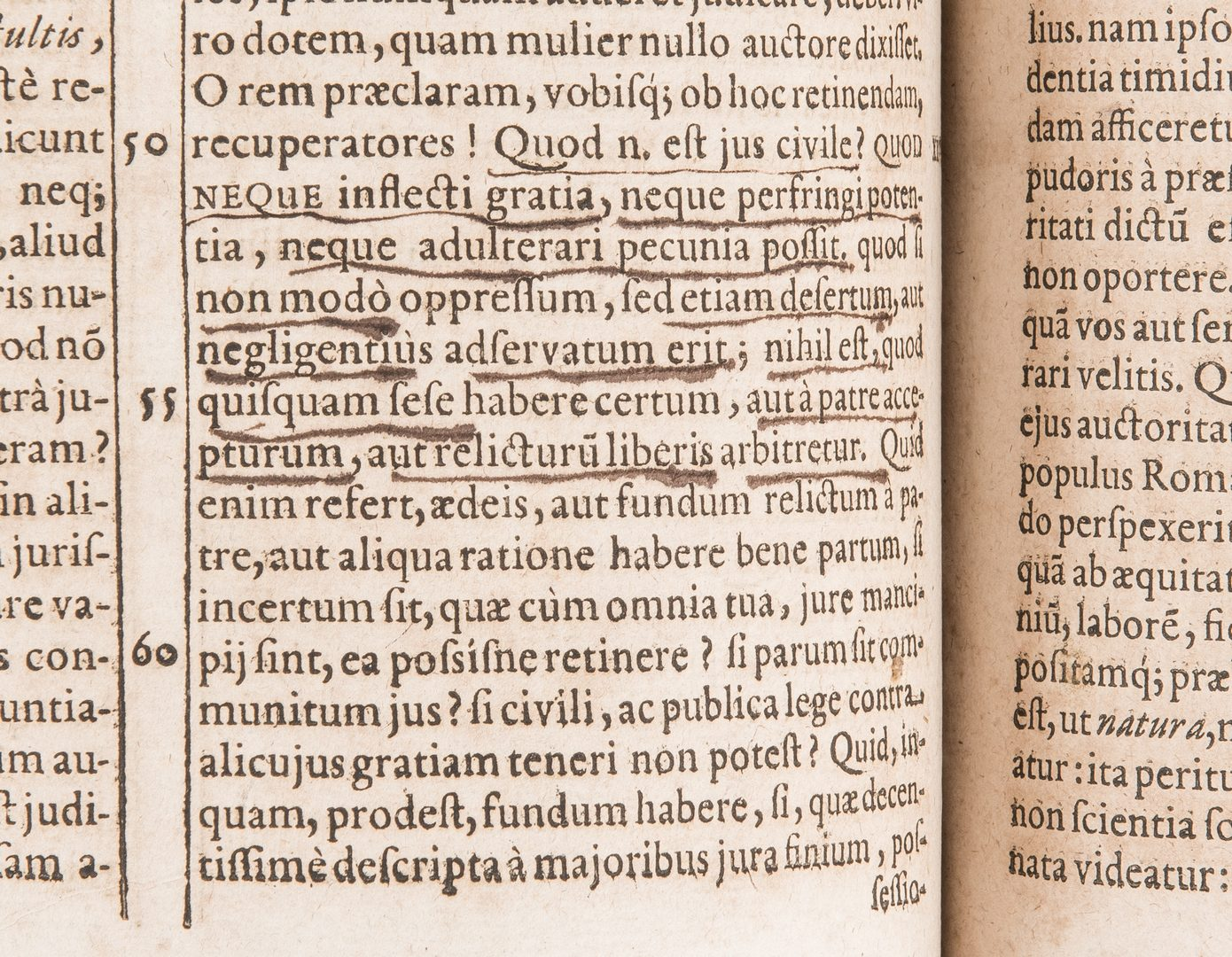 Lot 253: Works of Sabellicus and Cicero, 4 items