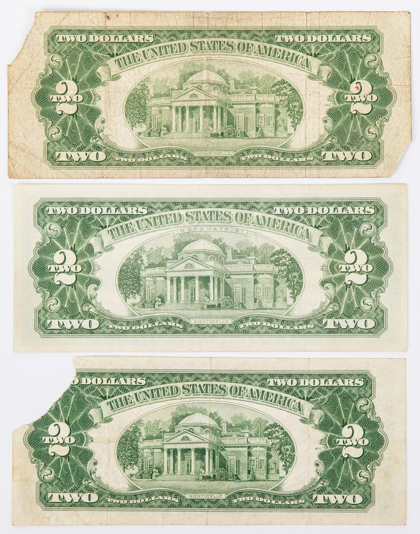 Lot 267: 14 American Currency items, incl. Silver Certificates