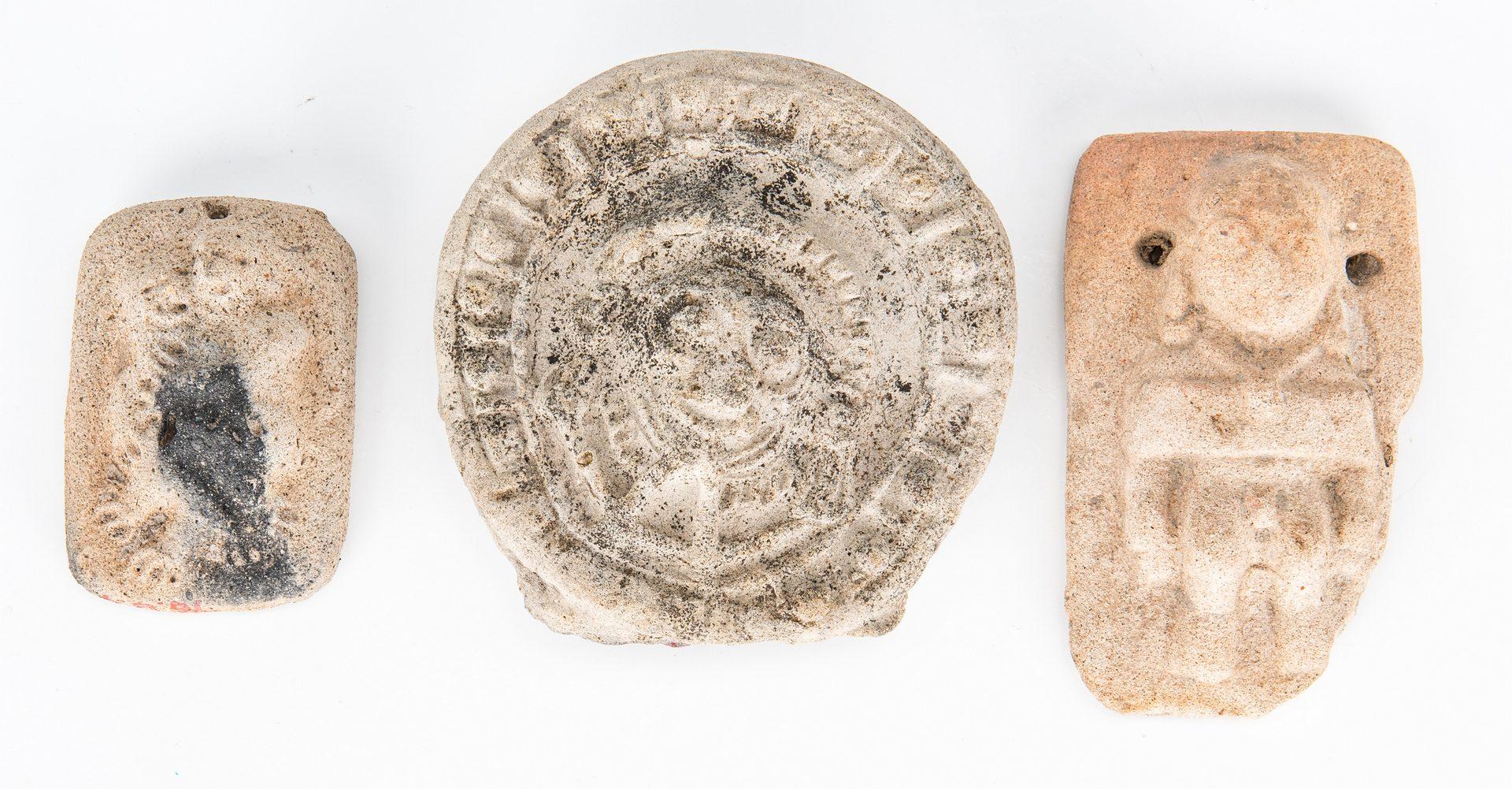 Lot 295: 22 Pre-Columbian Human Effigies, incl. Bahia