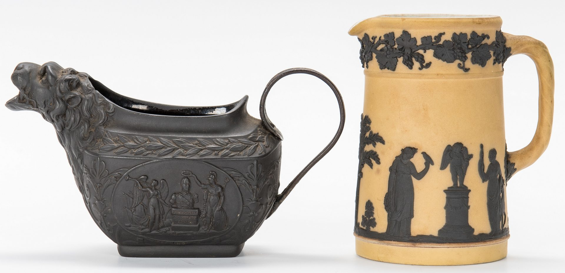Lot 330: 10 Assorted English Ceramic Items, incl. Wedgwood