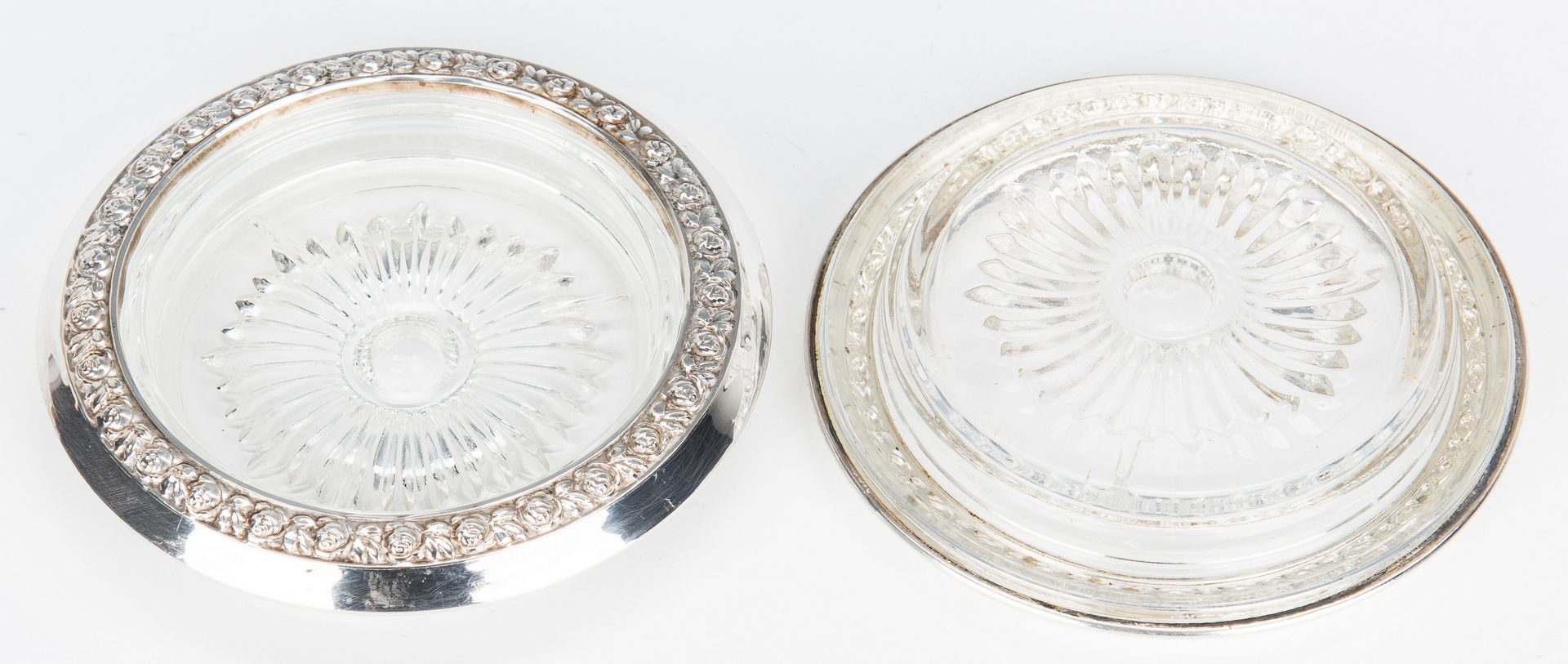Lot 357: Assorted Sterling Weighted Items