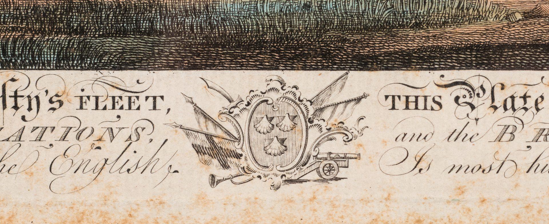Lot 364: 2 Admiral A. Keppel Maritime Prints