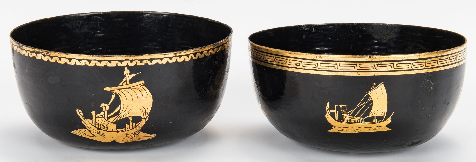 Lot 404: Group of 27 Assorted Asian Lacquerware Items