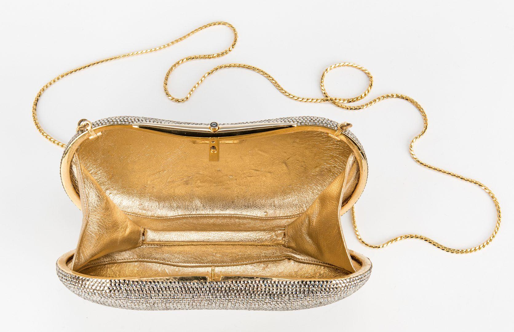 Lot 423: 2 Judith Leiber Bags