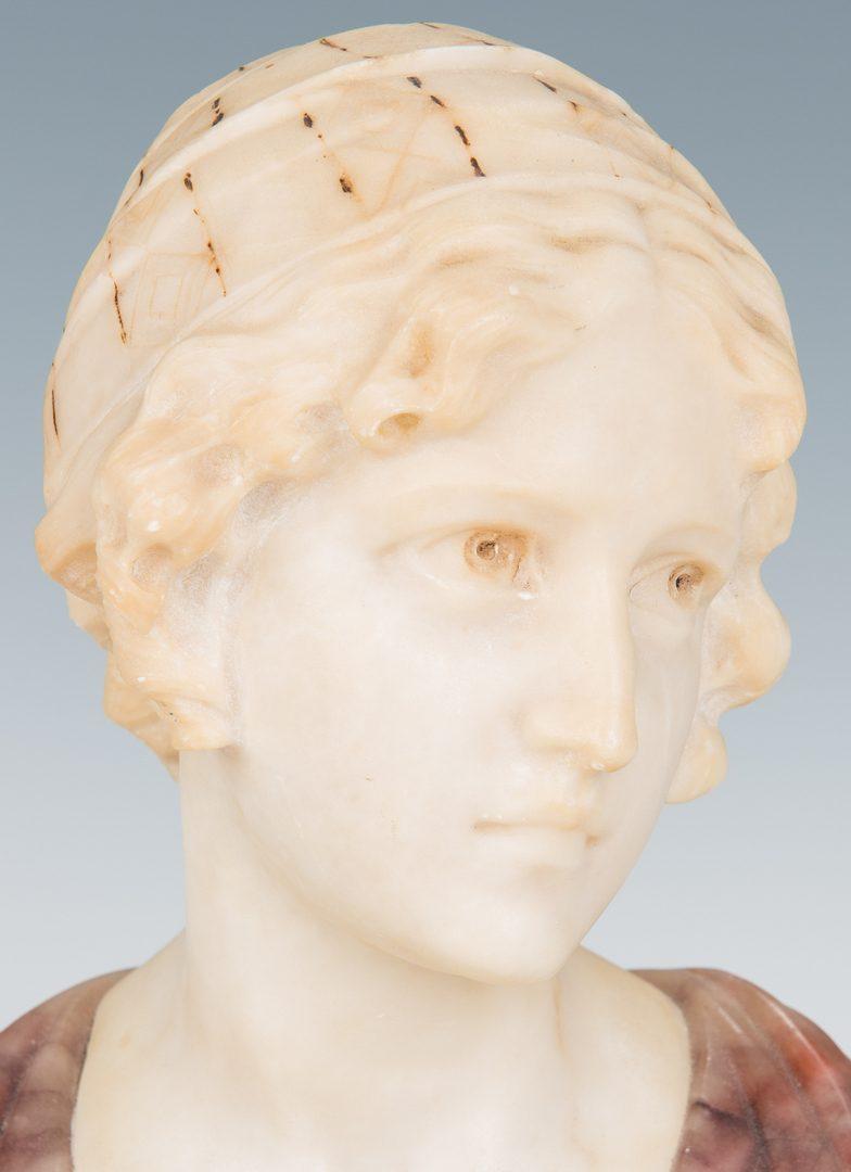 Lot 57: G. Bessi sculpture, Mignon