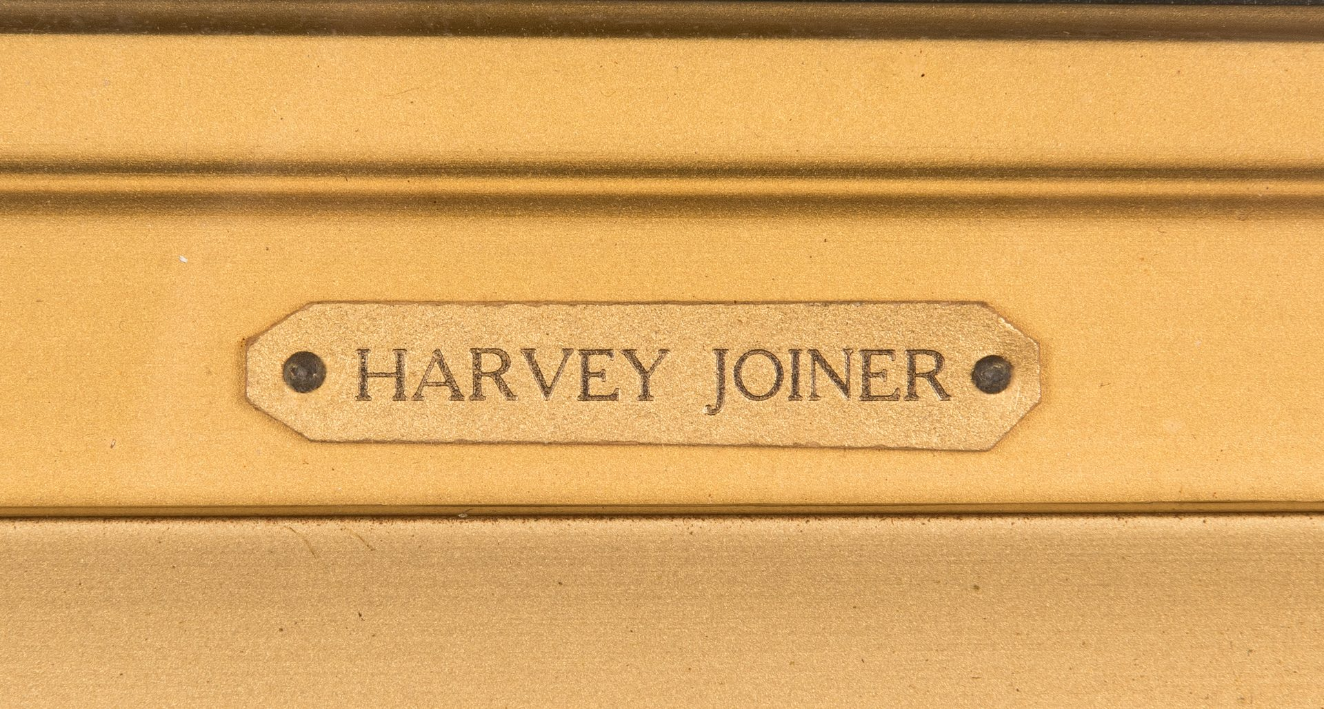 Lot 120: Harvey Joiner Oil on Board Landscape