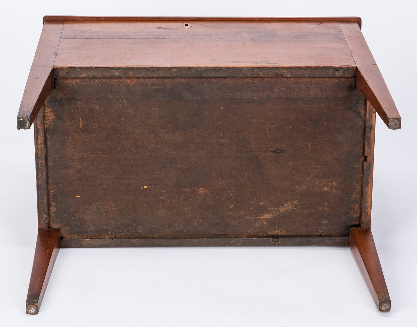 Lot 130: Kentucky Hepplewhite Inlaid Sugar Chest