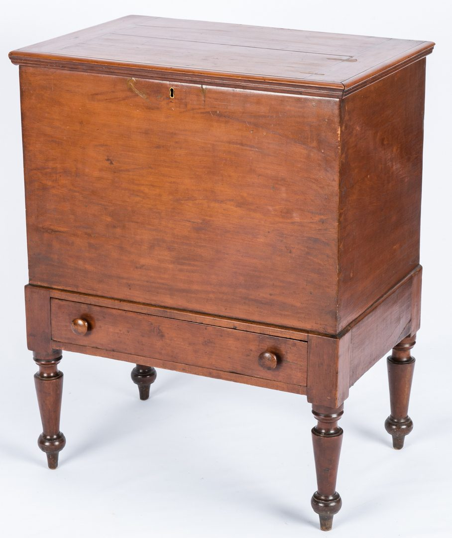 Lot 134: Middle TN Cherry Sugar Chest