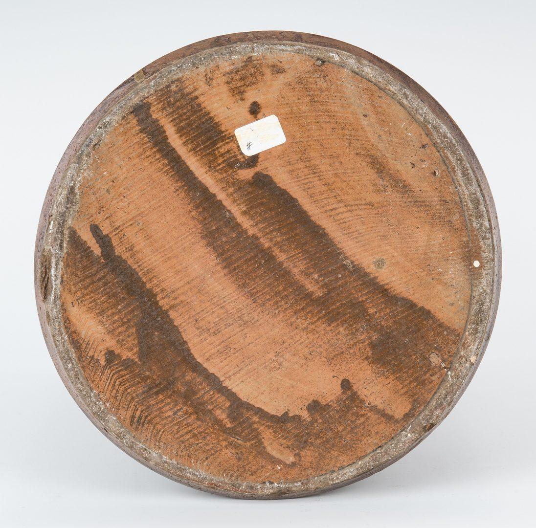 Lot 145: East TN William Grindstaff Stamped Jar