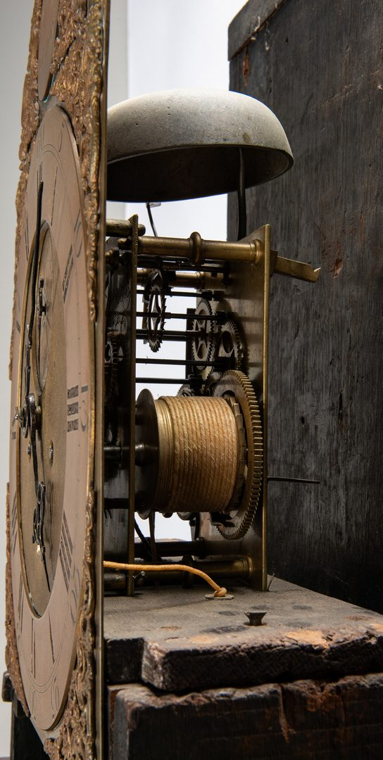 Lot 165: Thomas Wagstaffe Chinoiserie Tall Clock