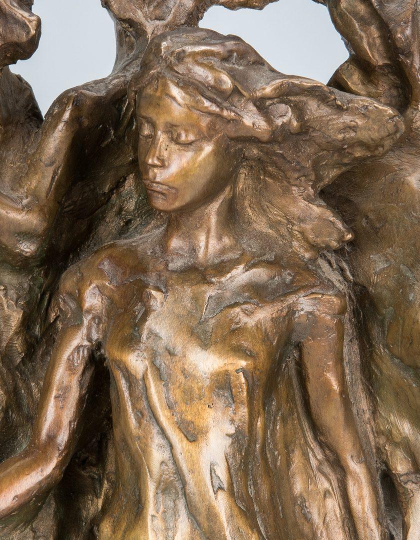 Lot 234: Frederick Elliot Hart Sculpture, Daughters of Odessa