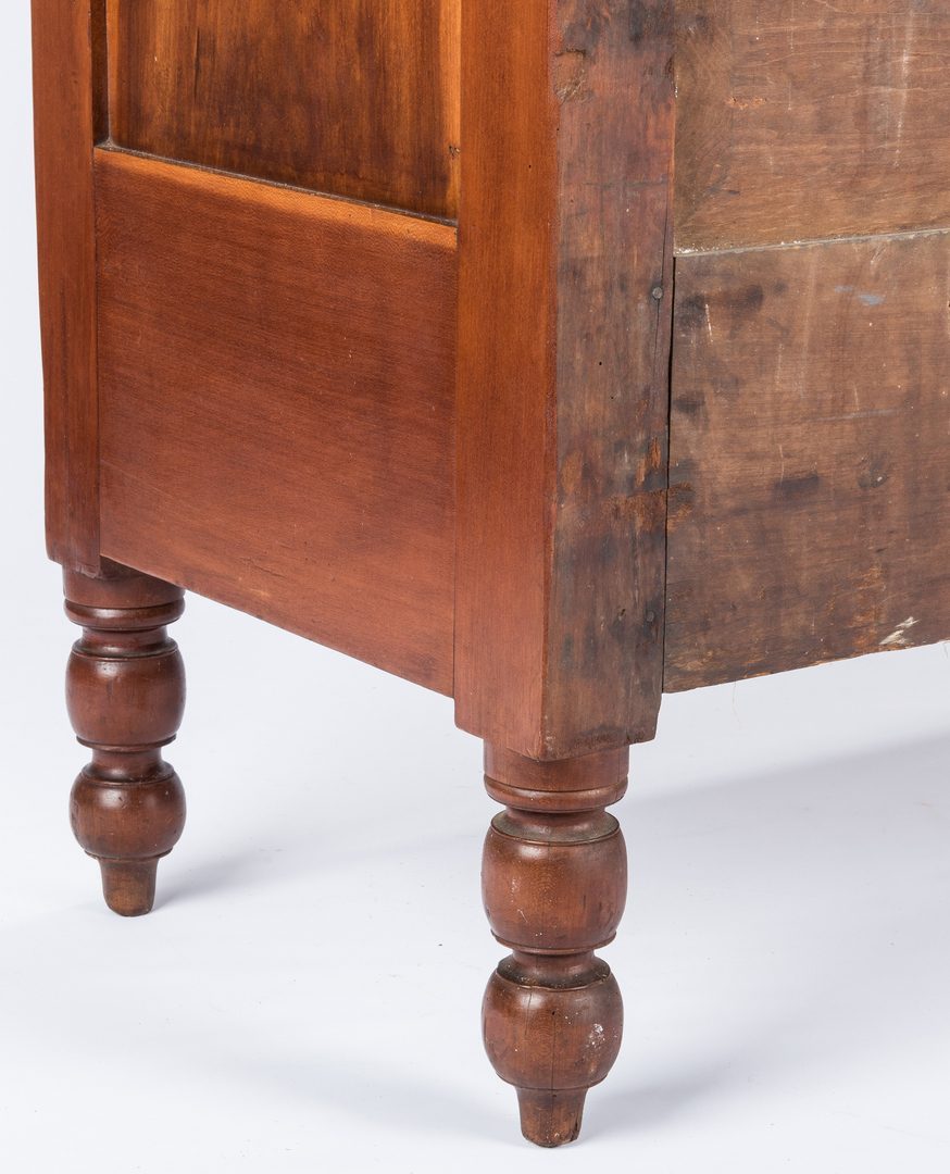 Lot 286: Middle TN Cherry Chest of Drawers