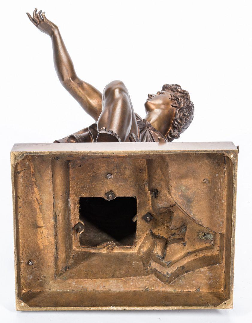 Lot 325: Mathurin Moreau Bronze Sculpture, Apollo