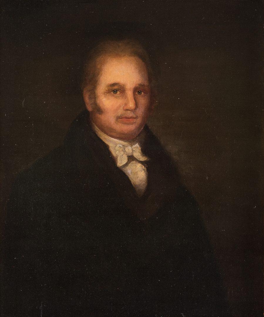 Lot 387: Portrait of Captain Saward Martin