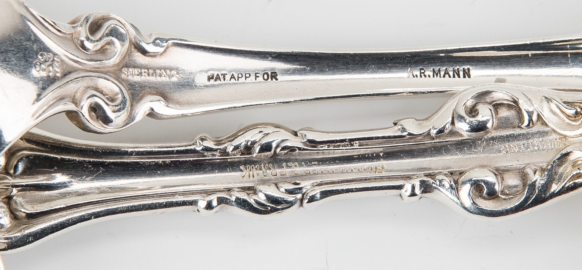 Lot 422: 12 Rare Serving Pieces, incl. Schiebler