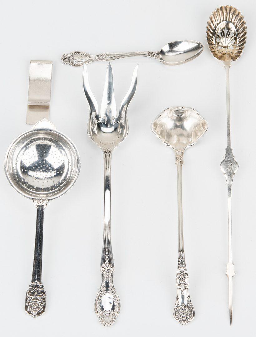 Lot 429: 6 pcs. Tiffany Silver incl. rarities