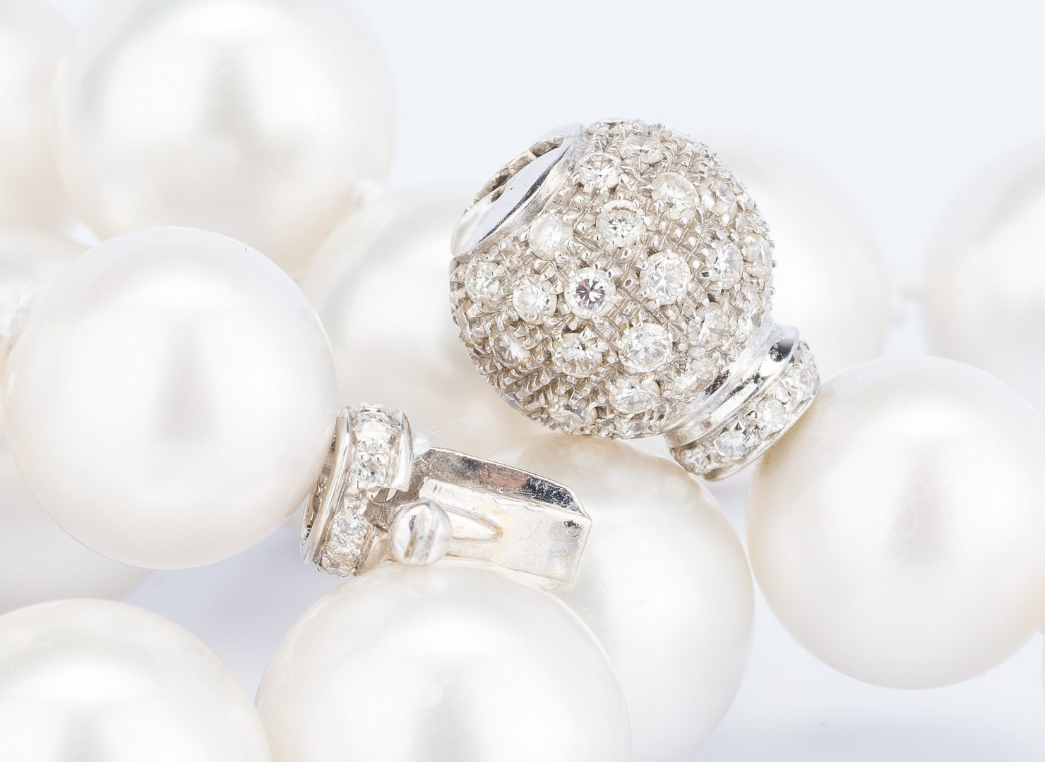 Lot 47: South Sea Pearl Necklace, 13.1-16.6mm
