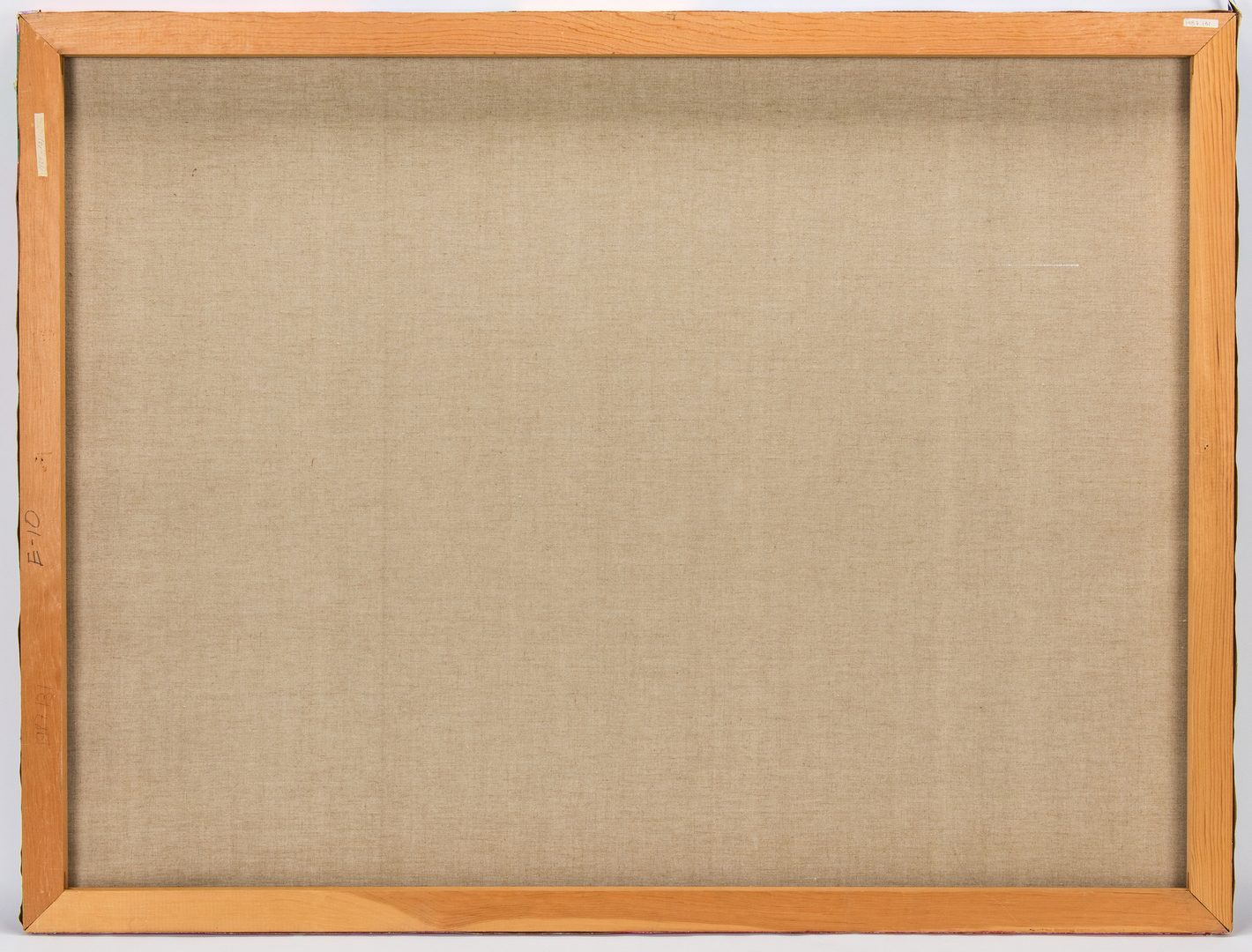 Lot 543: Untitled (E-10) by Sacklarian