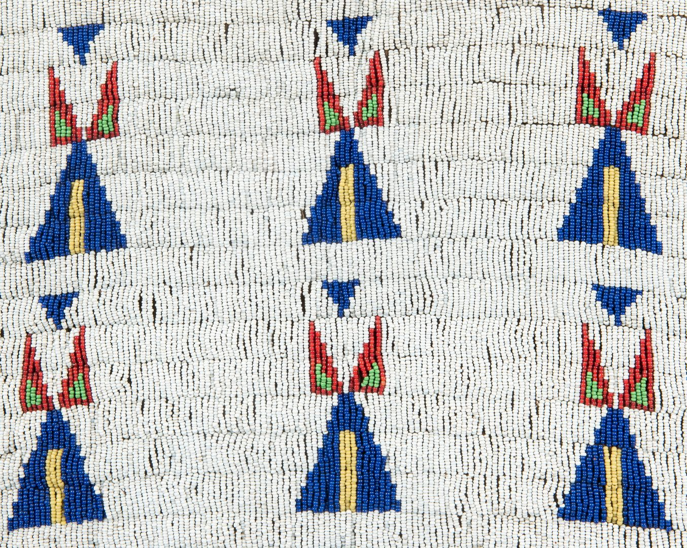 Lot 577: Native American Sioux Fully Beaded Vest