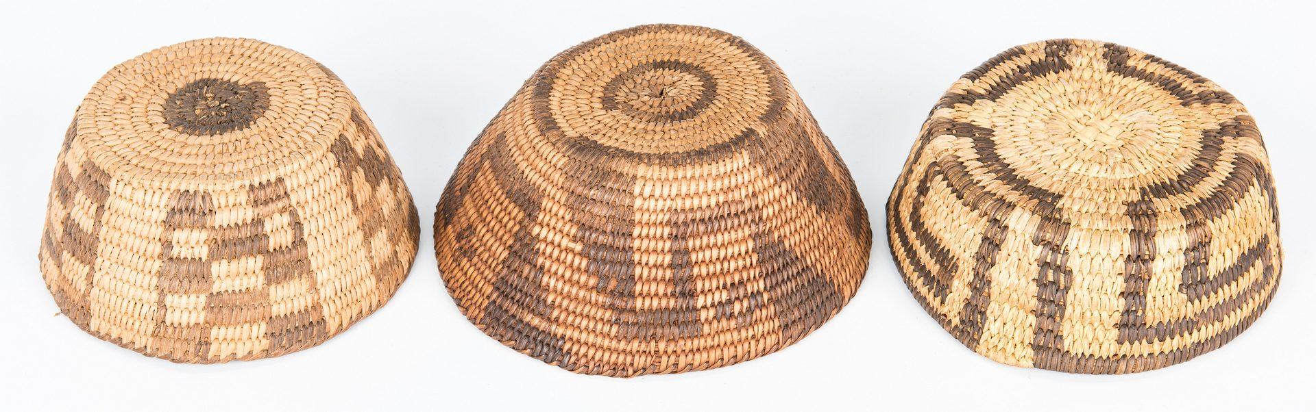 Lot 579: 6 Native American Southwest Baskets
