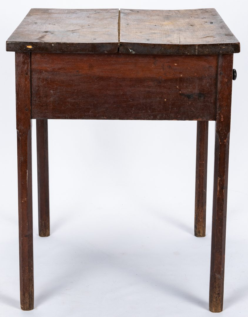 Lot 611: Mississippi Valley One Drawer Stand