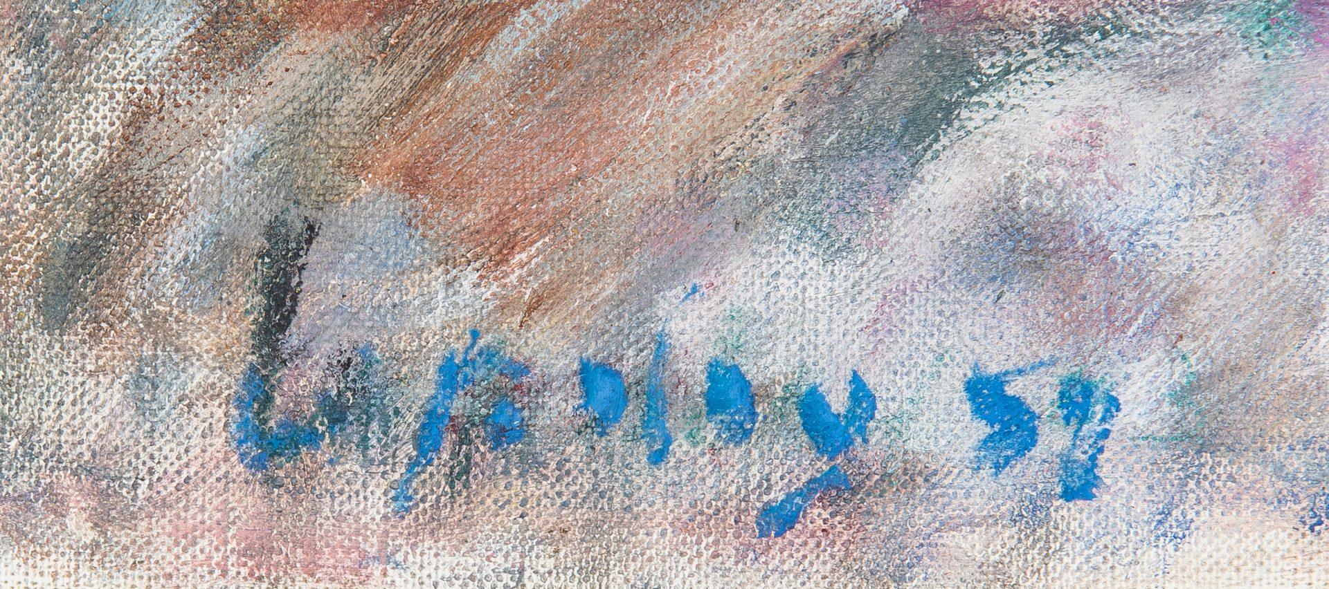 Lot 677: John Lapsley O/C, The Dream