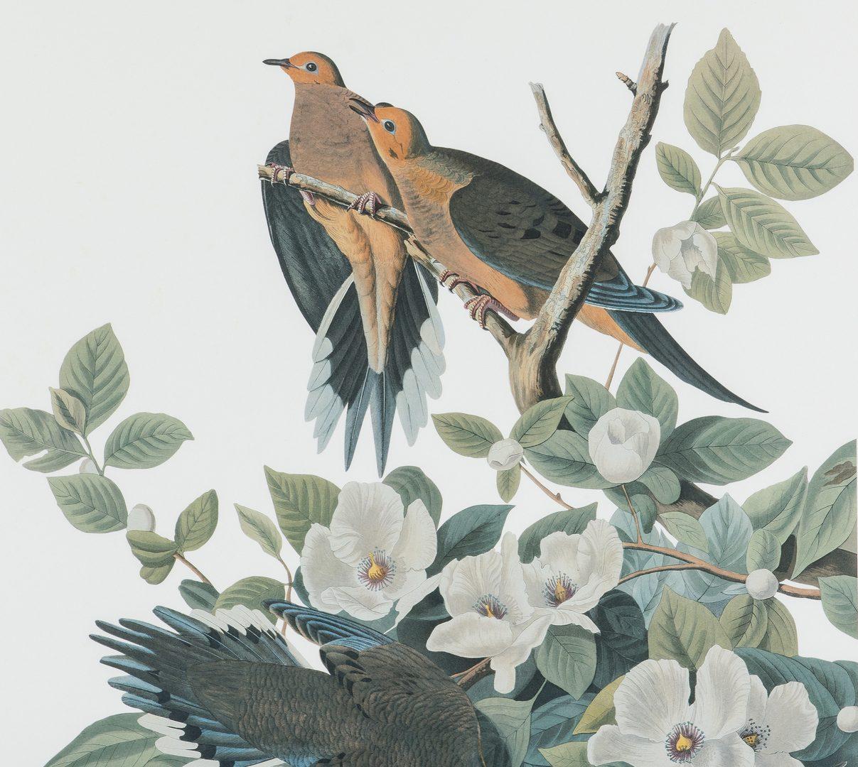 Lot 691: 4 Prints after Audubon, Loates