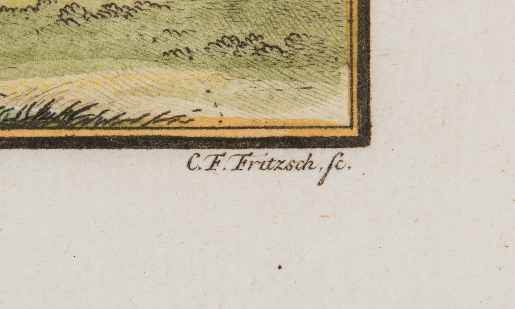 "Lot 693: 6 ""Histoire Naturelle"" Animal Engravings"