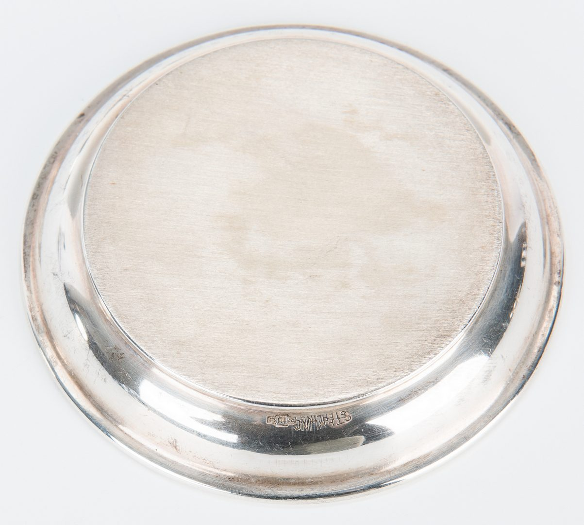 Lot 771: 13 pcs. American Sterling Silver inc. bread plates