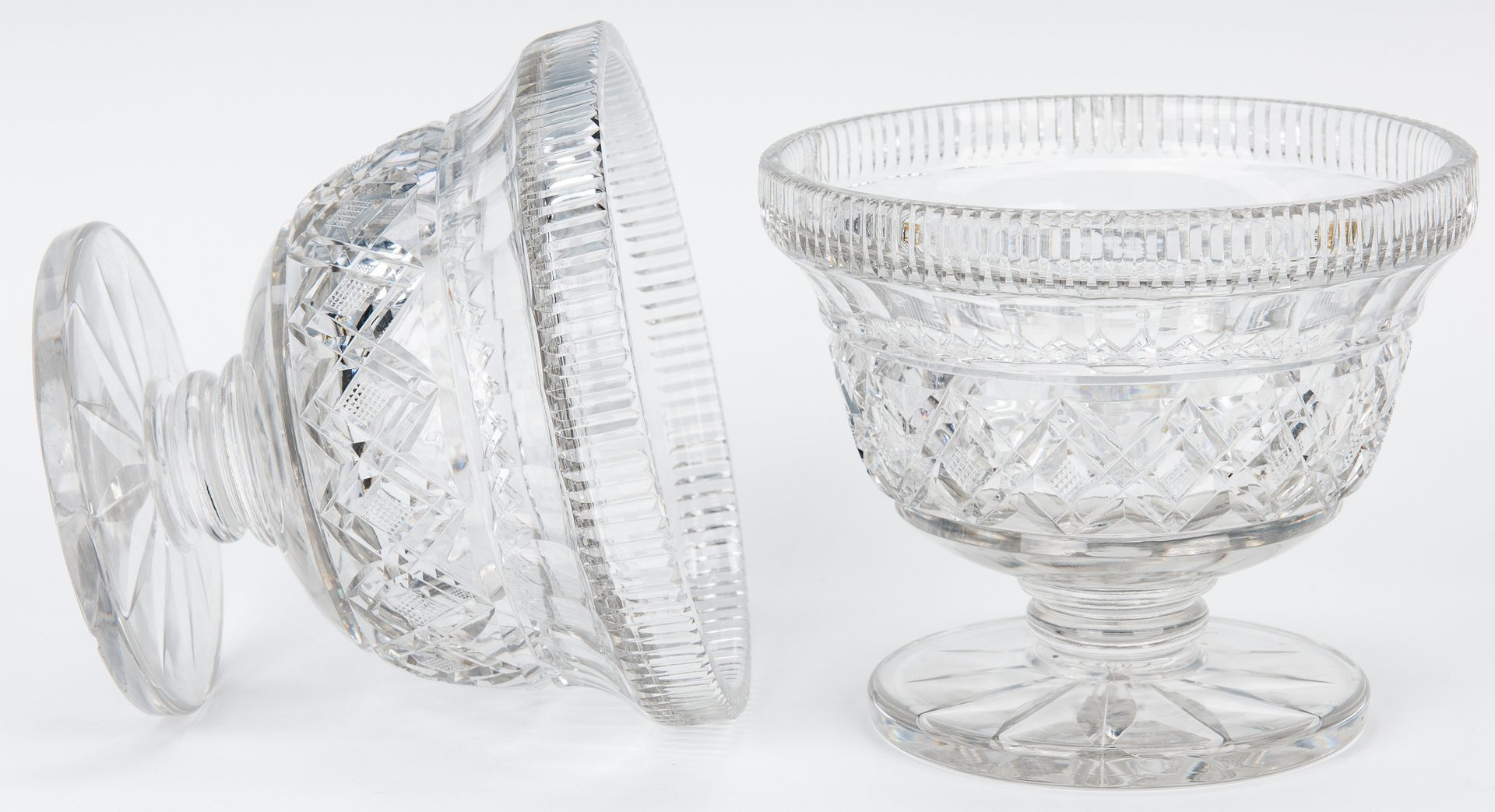 Lot 106: Group 5 Decorative Table Items & Baccarat Crystal