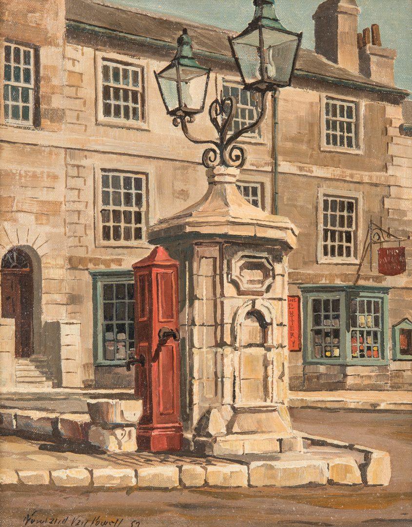 Lot 144: Nowland Van Powell O/C, Farrington, England