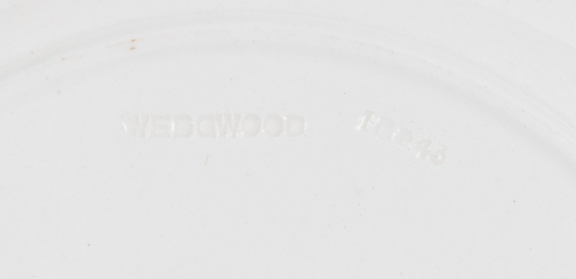 Lot 175: 6 Wedgwood Naval Academy Plates