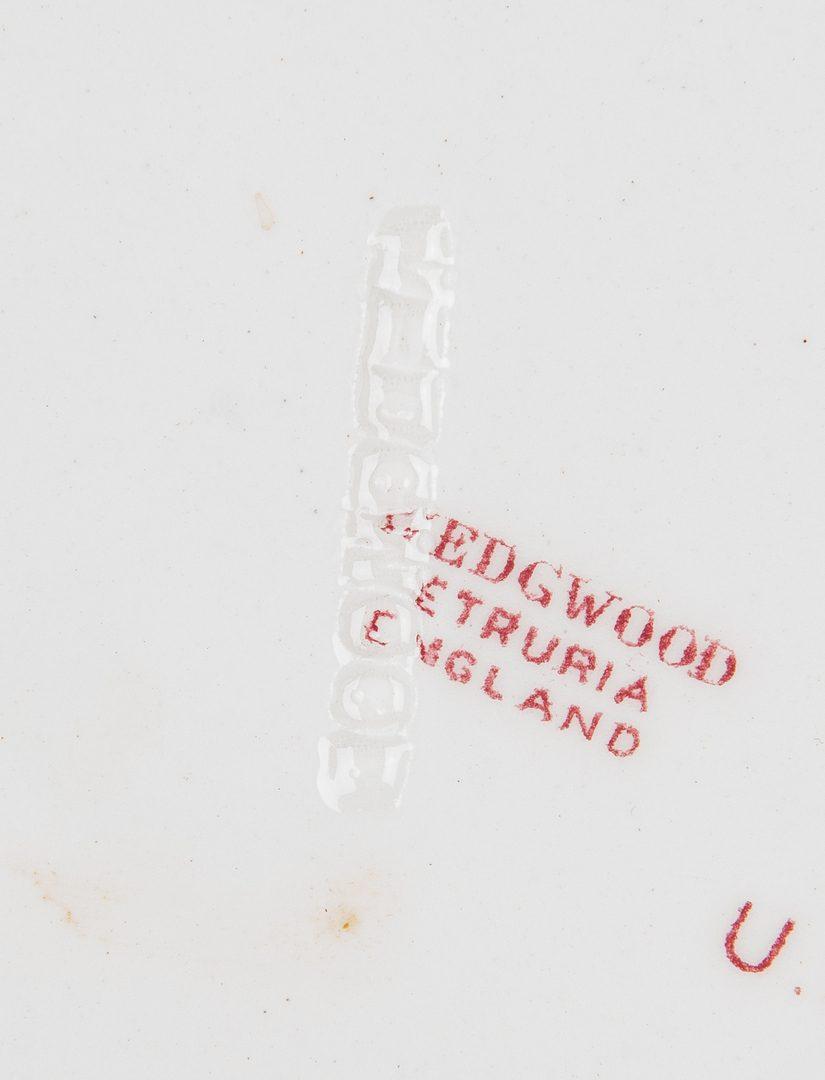 Lot 175: 8 Chinese Jade Bangle Bracelets, 2 Hardstone Bangles, Jade Snuff Bottle & Cloisonne Buckle