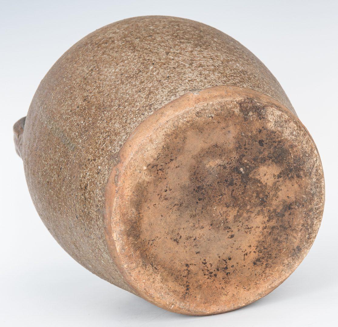 Lot 189: 4 NC Stoneware Pottery Items